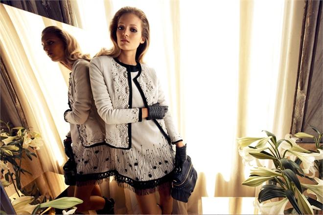 best website 6039d 11974 Twin Set Simona Barbieri: una collezione all'insegna dell ...