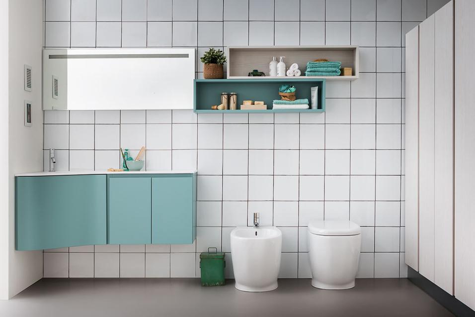 5 soluzioni salvaspazio per un bagno piccolo - Review Express