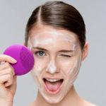 Riscopri una pelle liscia con la spazzola pulizia viso homedics