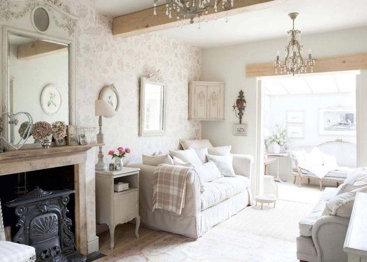 La casa dei sogni in stile Shabby Chic - Review Express