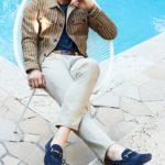 Quali scarpe indossare coi pantaloni chino?