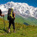 L'ideale abbigliamento da trekking estivo